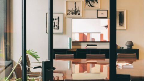 Board room - coworking Antwerp - Fosbury and Sons Harmony
