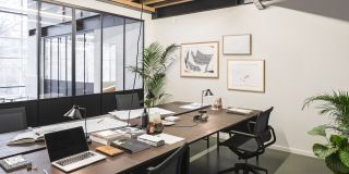 Private office - coworking Antwerp - Fosbury and Sons Harmony