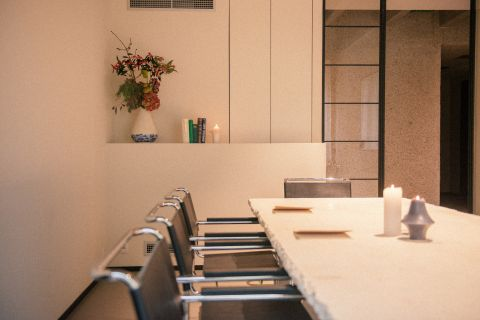 Book a meeting room in a coworking in Brussels - Fosbury and Sons Boitsfort