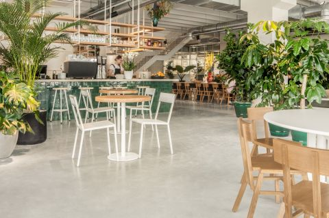 Coworking Brussels : Fosbury and Sons Alfons