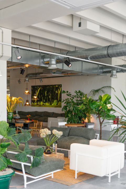 Coworking center in Brussels - Fosbury and Sons Alfons