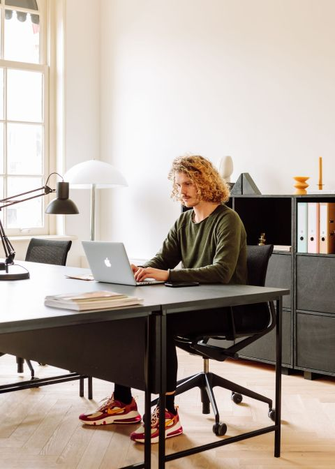 Private Office - Coworking Amsterdam - Fosbury and Sons Prinsengracht