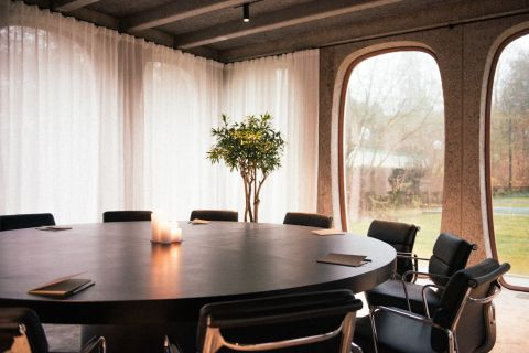 The Board Room - A unique meeting room in a Coworking - Fosbury and Sons Boitsfort