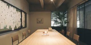 Meeting room - coworking Antwerp - Fosbury and Sons Harmony